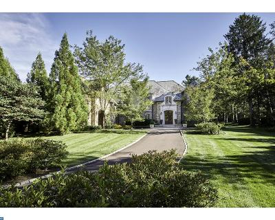 Bryn Mawr Single Family Home ACTIVE: 929 Rock Creek Road