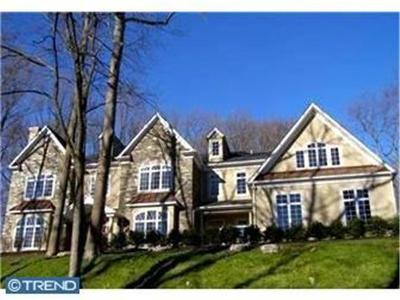 Bryn Mawr Single Family Home ACTIVE: 775 Darby Paoli Road