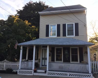 Bordentown Single Family Home ACTIVE: 532 Willow Street