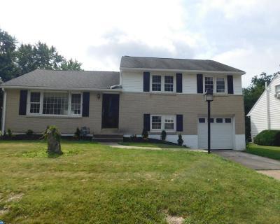 DE-New Castle County Single Family Home ACTIVE: 1202 Crestover Road