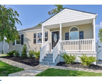West Deptford Twp Single Family Home ACTIVE: 122 Underwood Avenue
