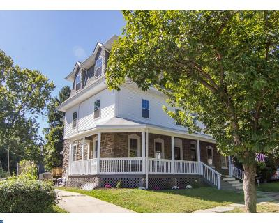 Philadelphia Single Family Home ACTIVE: 506 Independence Avenue