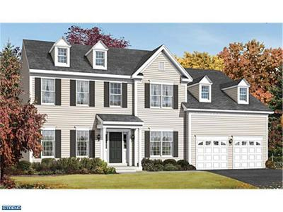 PA-Bucks County Single Family Home ACTIVE: 1101 Berthas Way