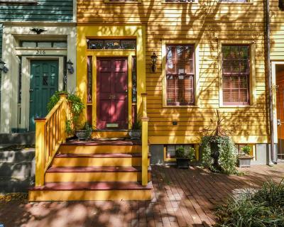 Trenton Condo/Townhouse ACTIVE: 218 Mercer Street