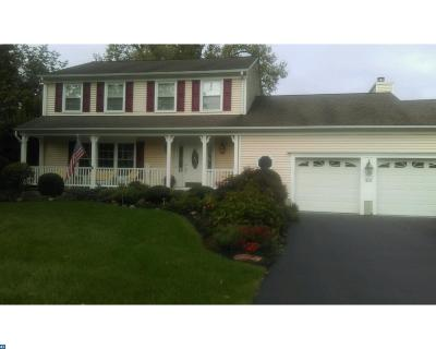 Hamilton Single Family Home ACTIVE: 23 Colts Neck Terrace