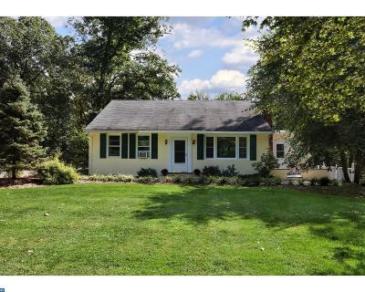 Princeton Single Family Home ACTIVE: 403 Mount Lucas Road