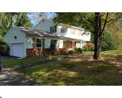 PA-Bucks County Single Family Home ACTIVE: 62 S Southwoods Lane