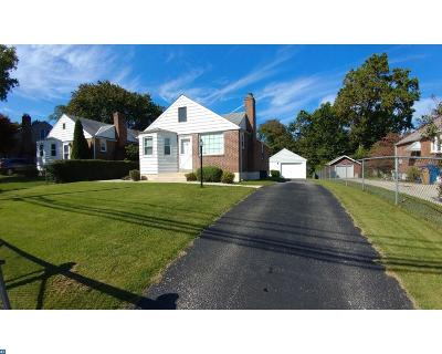 Newtown Square Single Family Home ACTIVE: 50 Barren Road