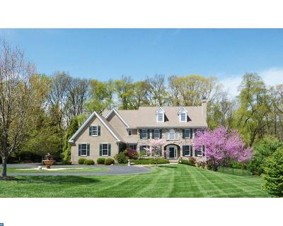 Chadds Ford PA Single Family Home ACTIVE: $875,000