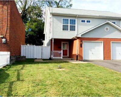 Holmesburg Single Family Home ACTIVE: 8024 Montague Street