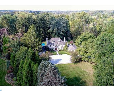 Villanova Single Family Home ACTIVE: 257 Hothorpe Lane