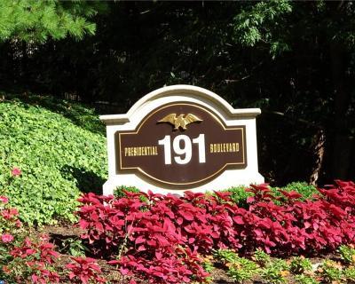 Bala Cynwyd Condo/Townhouse ACTIVE: 191 Presidential Boulevard #R301