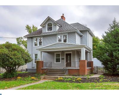Woodbury Heights Single Family Home ACTIVE: 848 Glassboro Road