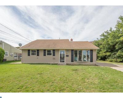 Bellmawr Single Family Home ACTIVE: 486 Windsor Drive
