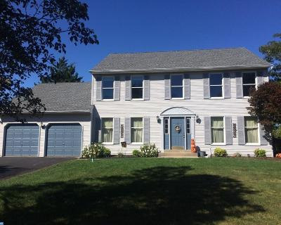 Hatfield Single Family Home ACTIVE: 1580 Bergey Road