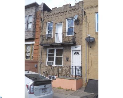 Phila (South) Condo/Townhouse ACTIVE: 839 McKean Street