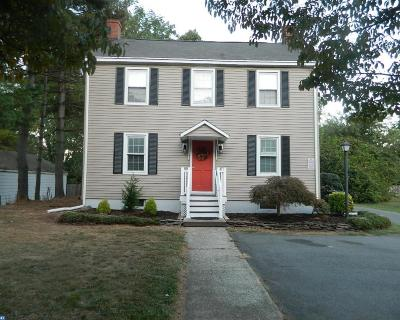 Bordentown Single Family Home ACTIVE: 911 Route 206