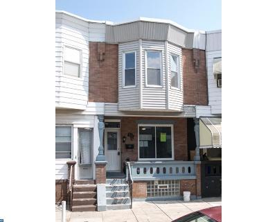 Phila (South) Condo/Townhouse ACTIVE: 2319 S Hemberger Street