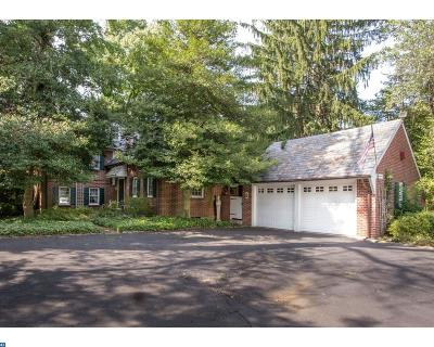 Huntingdon Valley Single Family Home ACTIVE: 1908 Paper Mill Road