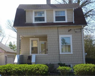 PA-Bucks County Single Family Home ACTIVE: 112 Mary Street