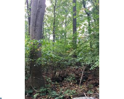 Glenmoore Residential Lots & Land ACTIVE: 78 Walnut Bank Road