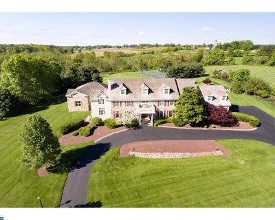 PA-Bucks County Single Family Home ACTIVE: 858 Tower View Circle