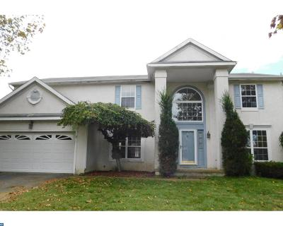 Burlington Township Single Family Home ACTIVE: 2 Brook Drive