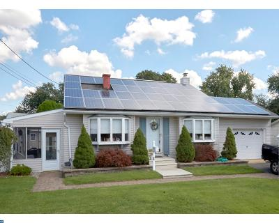 Bordentown Single Family Home ACTIVE: 1 Bayberry Drive