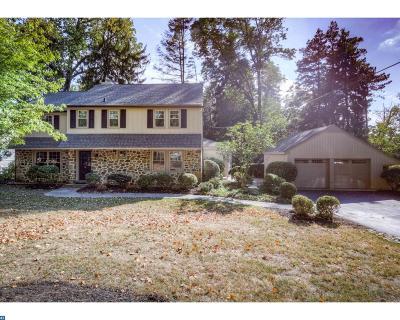 Villanova Single Family Home ACTIVE: 680 Conestoga Road