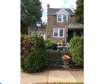 Philadelphia Single Family Home ACTIVE: 5728 Reach Street