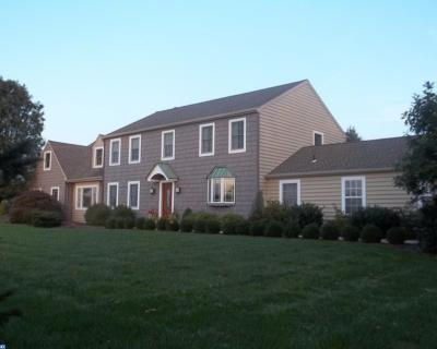 PA-Bucks County Single Family Home ACTIVE: 491 Deep Run Road