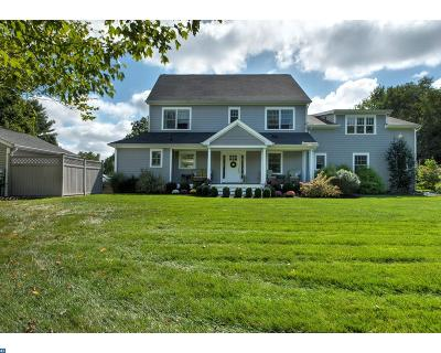 Solebury PA Single Family Home ACTIVE: $829,000