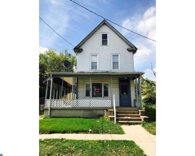 Oaklyn Single Family Home ACTIVE: 135 Parker Avenue
