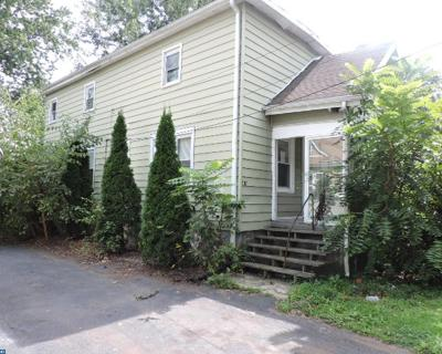 Ewing Single Family Home ACTIVE: 121 Woodland Avenue
