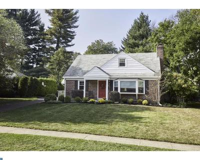 Bryn Mawr Single Family Home ACTIVE: 108 Clemson Road