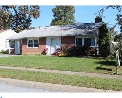 Claymont Single Family Home ACTIVE: 601 Delancey Place