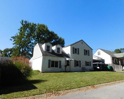 DE-New Castle County Single Family Home ACTIVE: 110 Wyoming Avenue