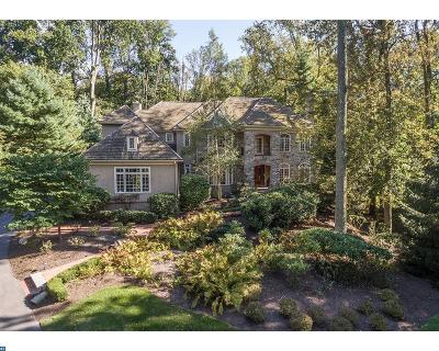 Villanova Single Family Home ACTIVE: 1606 Mount Pleasant Road