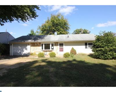 PA-Bucks County Single Family Home ACTIVE: 831 Trenton Road