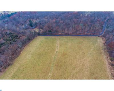 PA-Bucks County Residential Lots & Land ACTIVE: McNeal Road