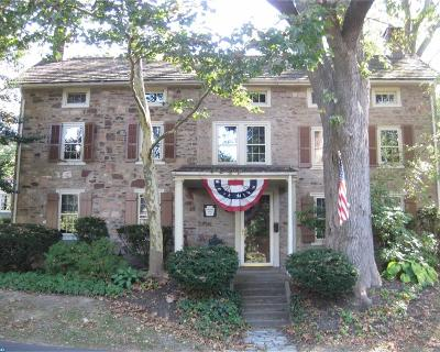 PA-Bucks County Single Family Home ACTIVE: 231 State Street
