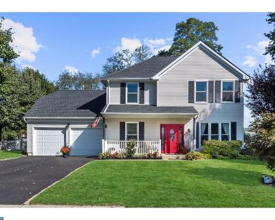Burlington Township Single Family Home ACTIVE: 19 Mahogany Drive