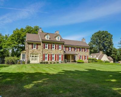 Huntingdon Valley Single Family Home ACTIVE: 3870 Mettler Lane