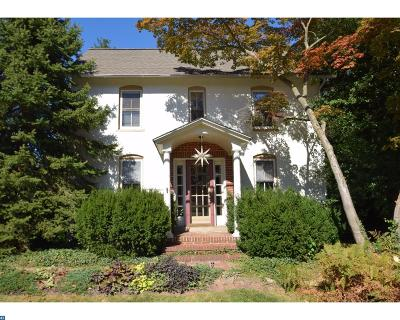 Hatfield Single Family Home ACTIVE: 626 W Orvilla Road