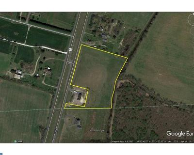 Greenwood Residential Lots & Land ACTIVE: 4.94 Ac S Dupont Highway