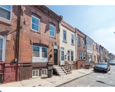Phila (South) Condo/Townhouse ACTIVE: 1505 S Taney Street