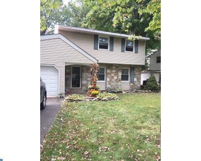 PA-Bucks County Single Family Home ACTIVE: 828 Fay Drive