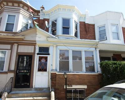 Philadelphia Condo/Townhouse ACTIVE: 4235 Fairhill Street