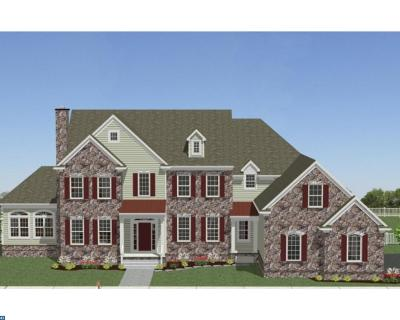 Chadds Ford PA Single Family Home ACTIVE: $1,600,000