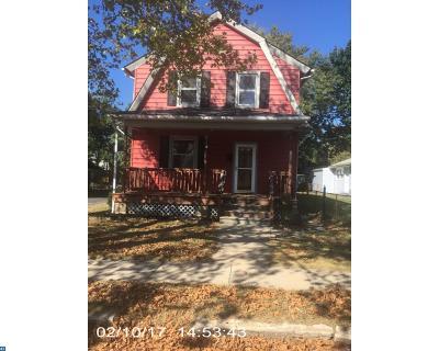 Paulsboro Single Family Home ACTIVE: 505 5th Street